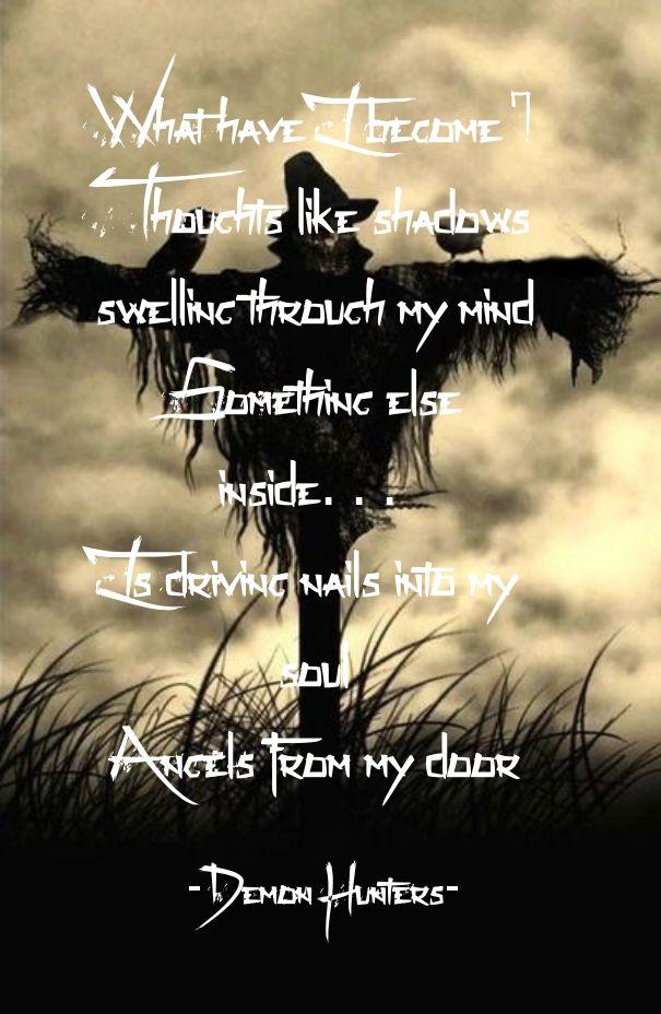 Lyric remedy seether lyrics : lyrics #DemonHunter #DrivingNails #inspiration ...