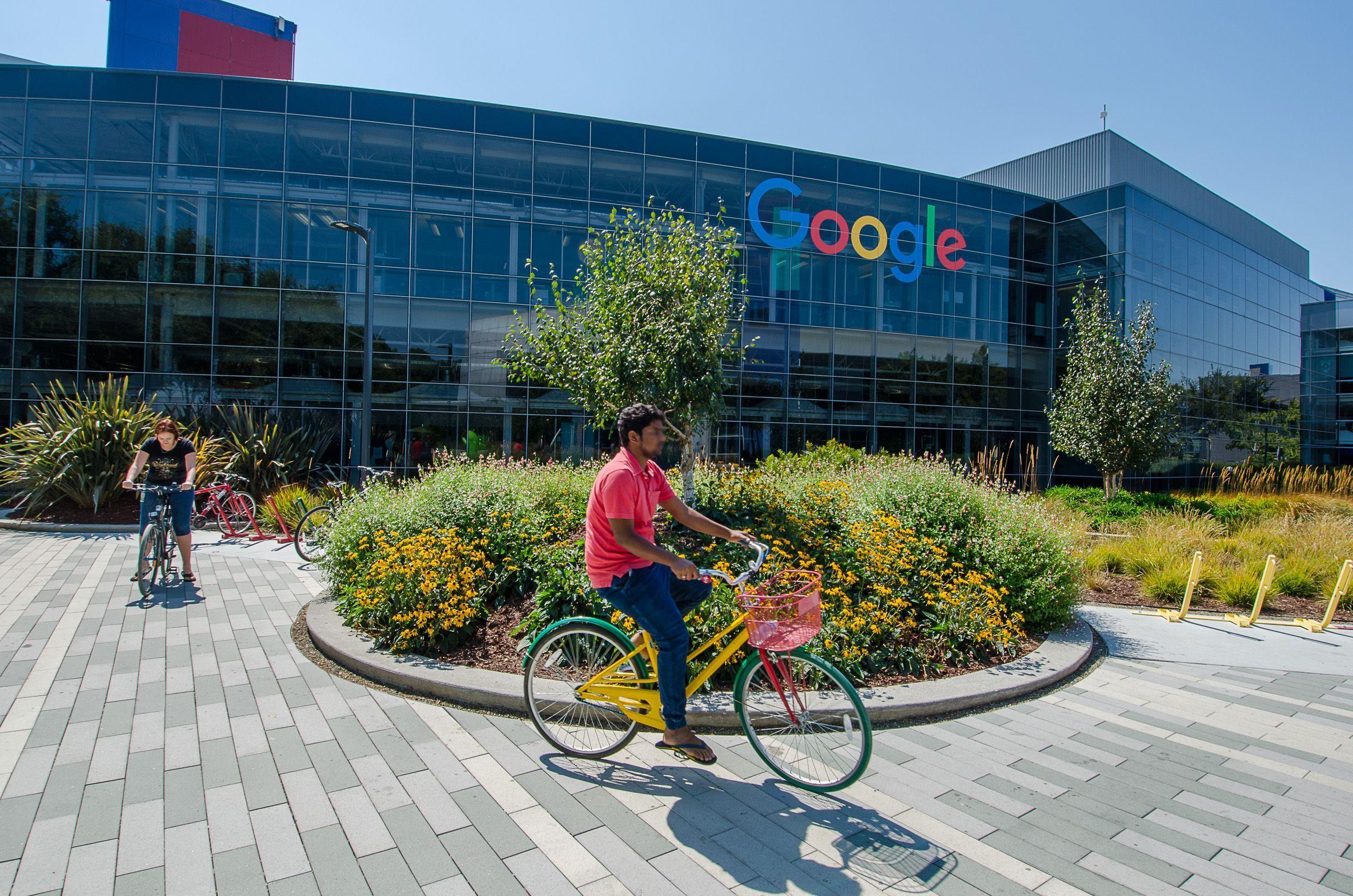 Visit The Googleplex In Mountain View Mountain View California