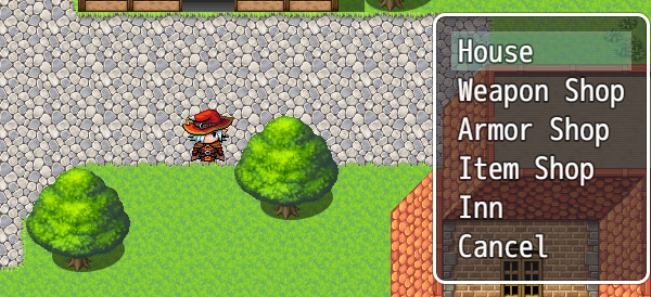 Tutorial: Town Quick Travel   RPG Maker   Quick travel, Rpg maker