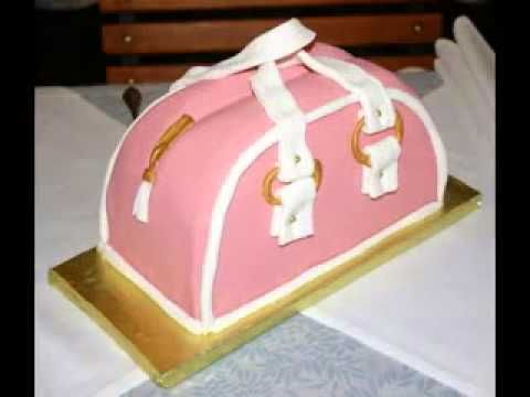 Creative Birthday cake design decorating ideas for women Birthday