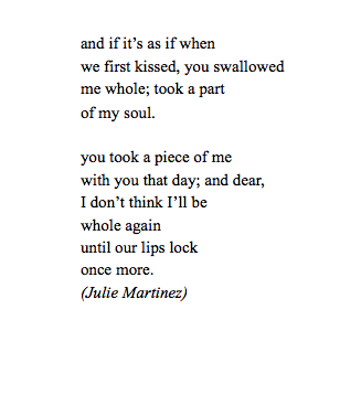 Where Were You 10 22 13 By Julie Martinez Follow My Instagram Julie Forrest Martinez For More Thinking Of You Quotes About You Quotes Be Yourself Quotes