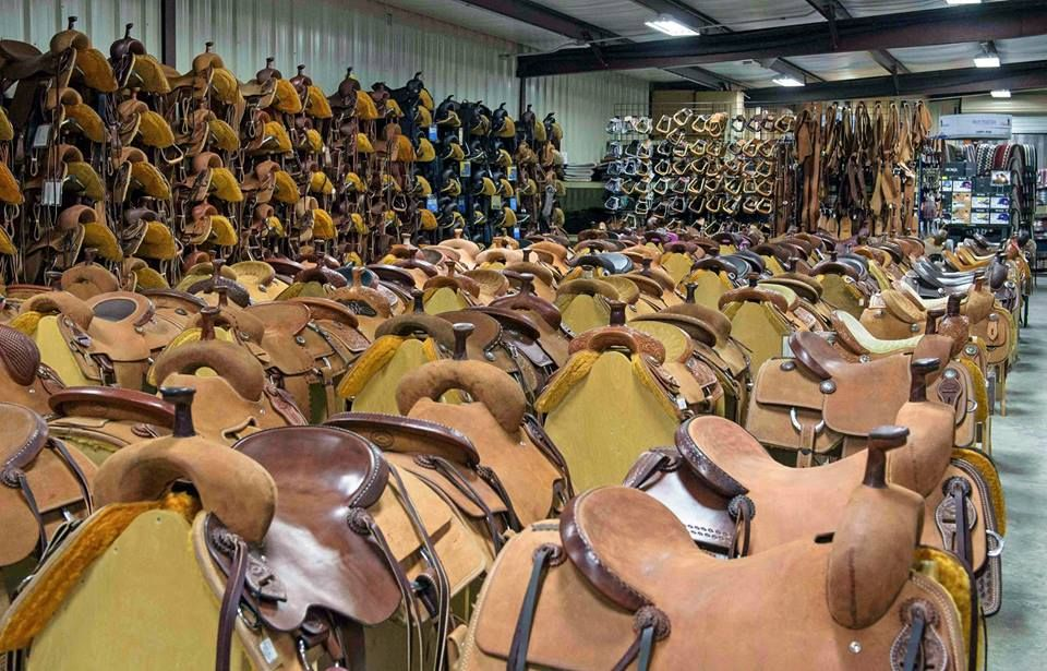 9ed4071fd South Texas Tack carries saddles made only from the best materials ...