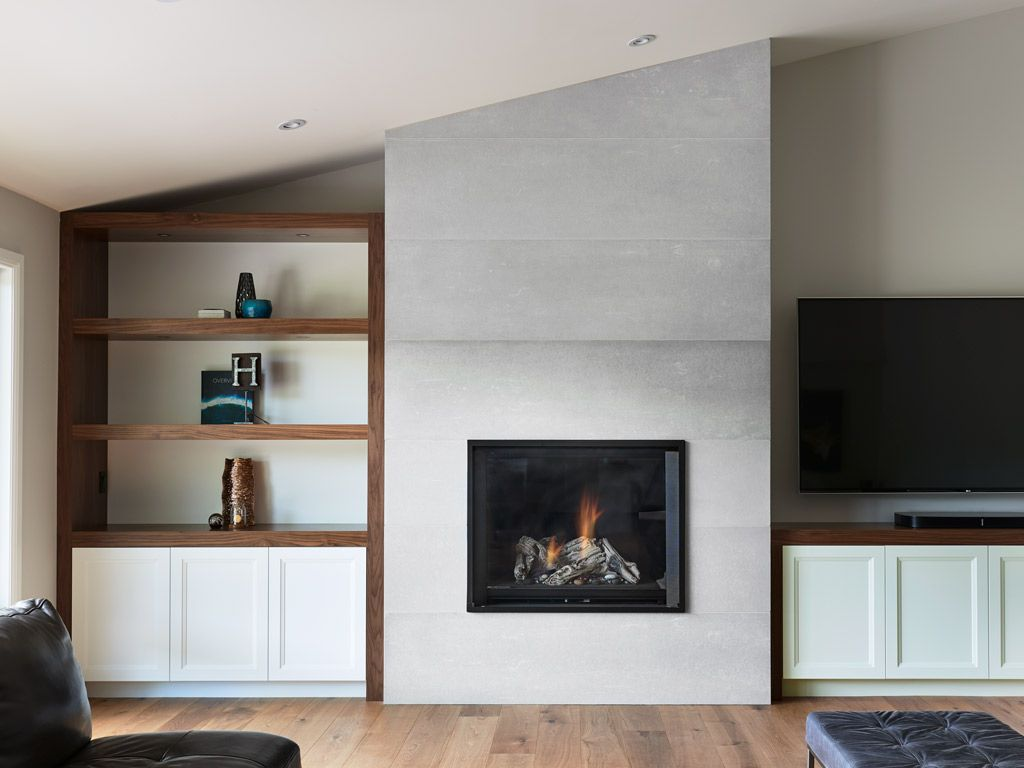 Concrete Fireplace Walls Anthony Concrete Design In 2020 Fireplace Wall Distressed Fireplace Concrete Fireplace