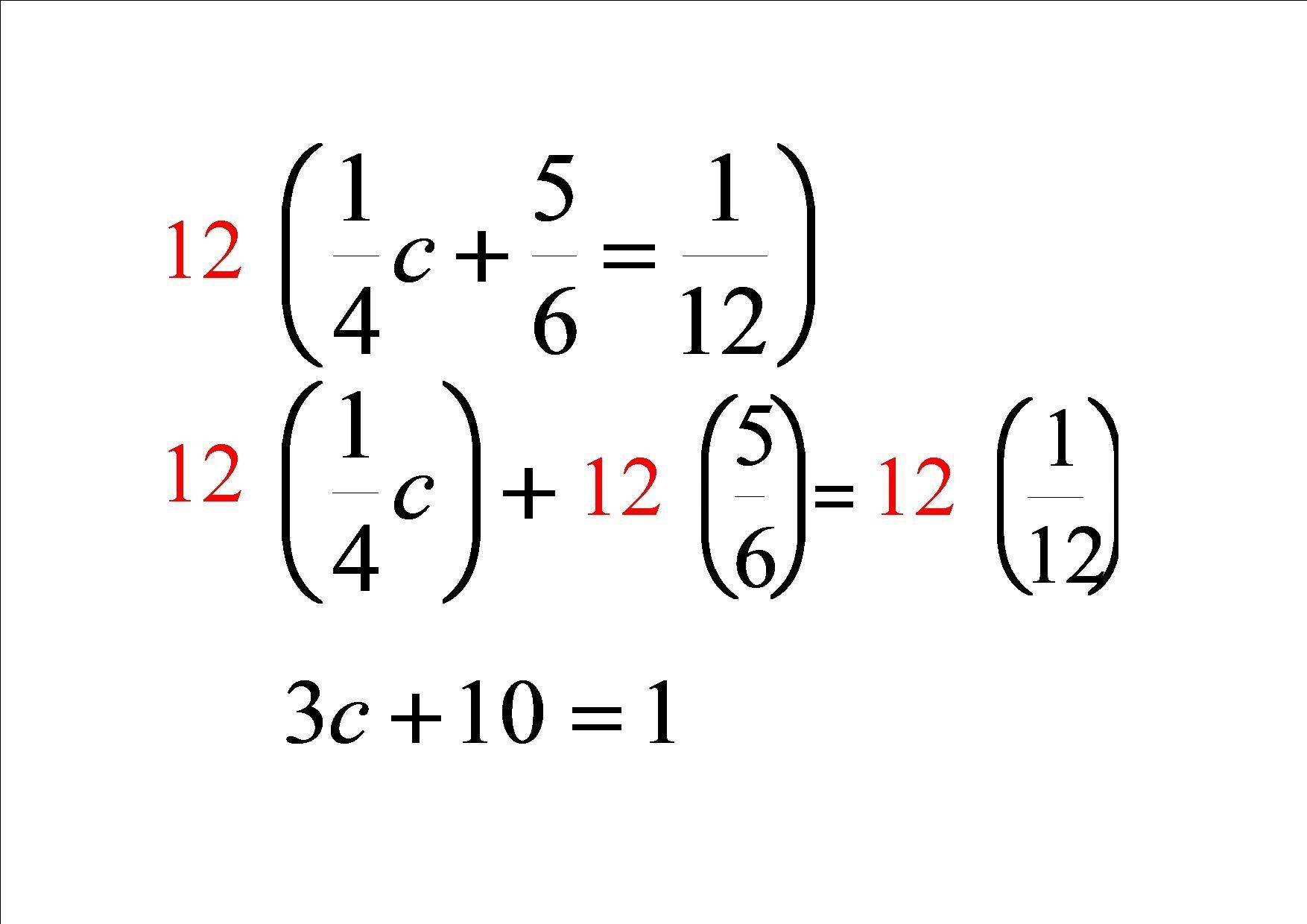In This Page We Are Going To Discuss About Equations With Fractional Coefficients Concept In Algebra While Evaluat Solving Equations Equations Math Classroom [ 1240 x 1754 Pixel ]