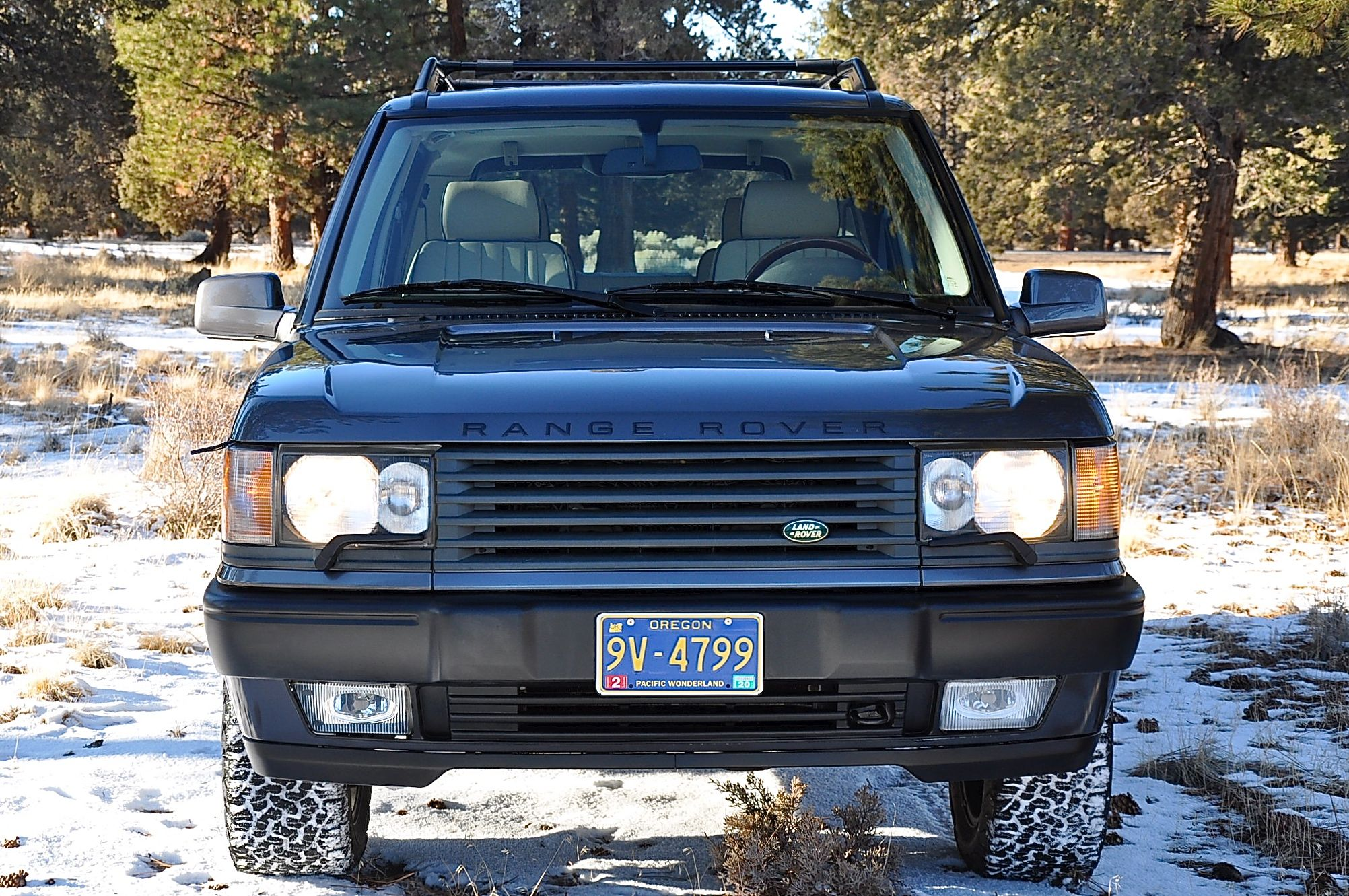 2001 Land Rover Range Rover Range Rover Land Rover Range Rover For Sale
