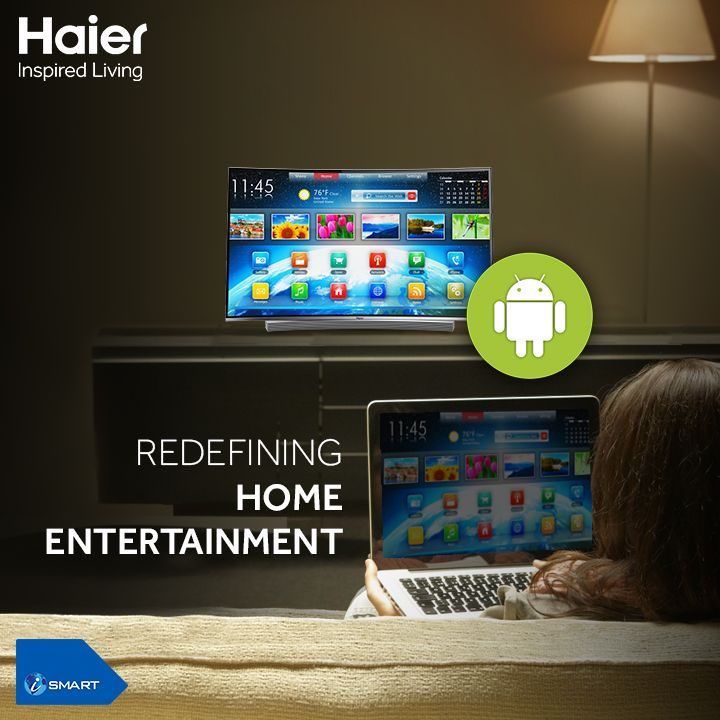 Bring the exciting world of Android right on your television