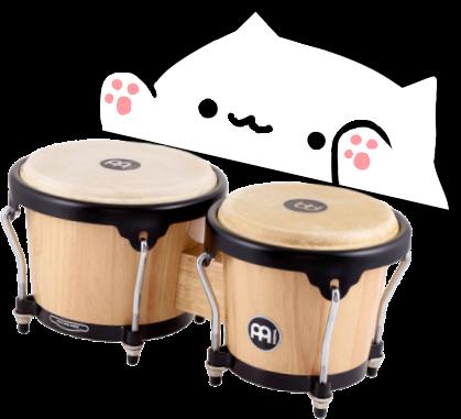 Bongo Cat In 2020 Bongo Cats Webgames