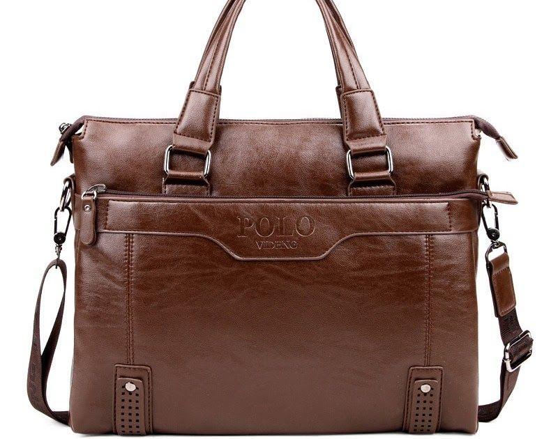 a1b0e661a5 Big SALE New Brand POLO men s leather messenger bags vintage crossbody bag  men shoulder bag postman