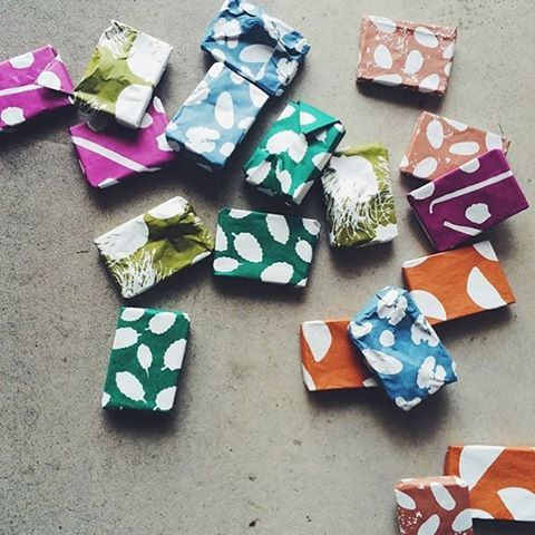 These little guys...handmade and hand wrapped are now available online in beautiful gift packs.