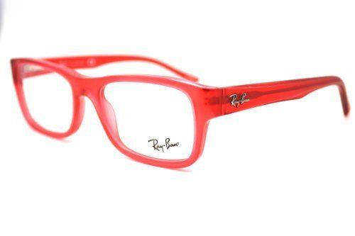 a31dd0ba7a Eyeglasses Ray-Ban Vista RX5268 5120 RED SAND RED DEMO LENS Ray-Ban.  70.07