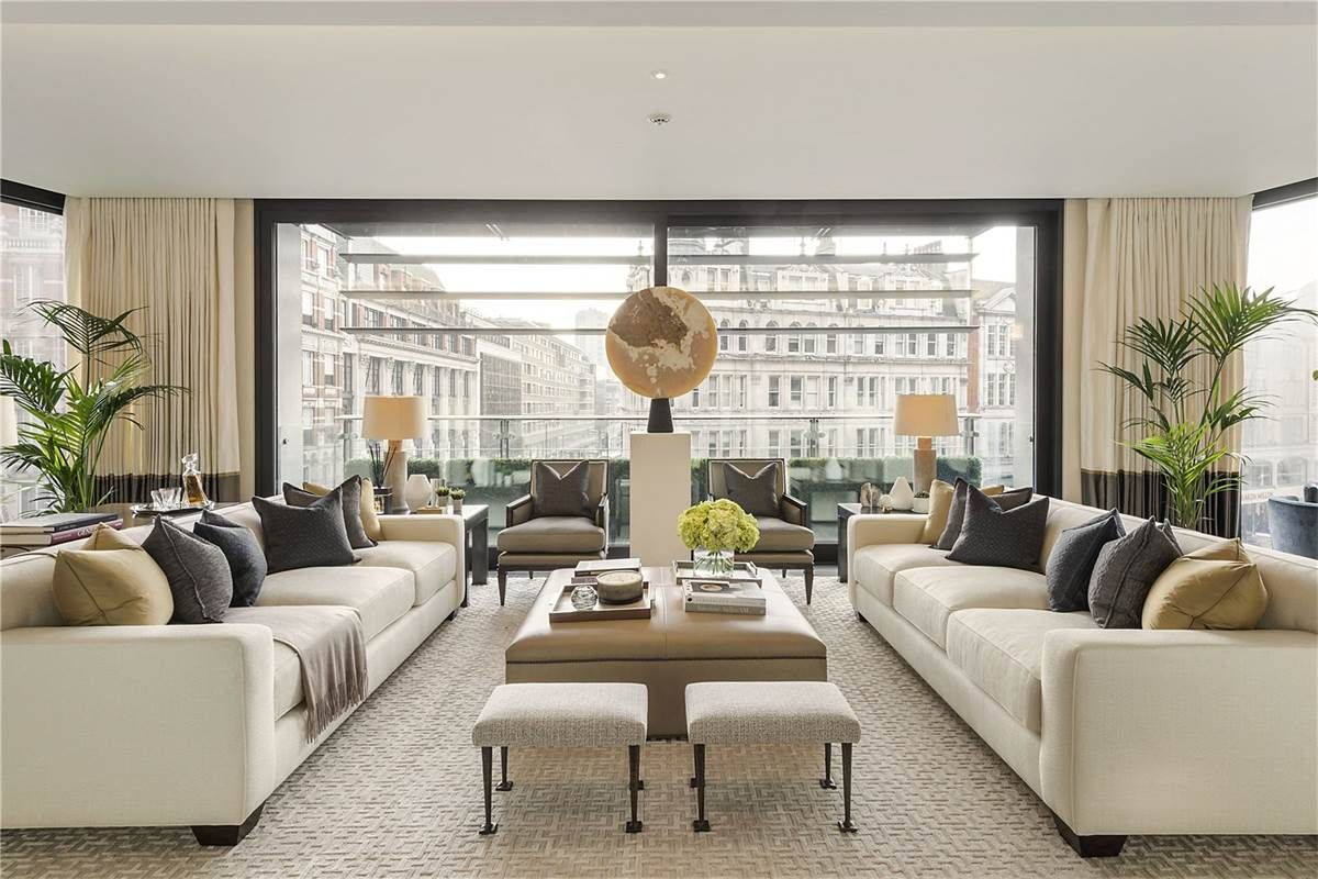 Apartments Flats For Sale At One Hyde Park Knightsbridge London Sw1x Knightsbridge London England Home Apartments For Sale Interior