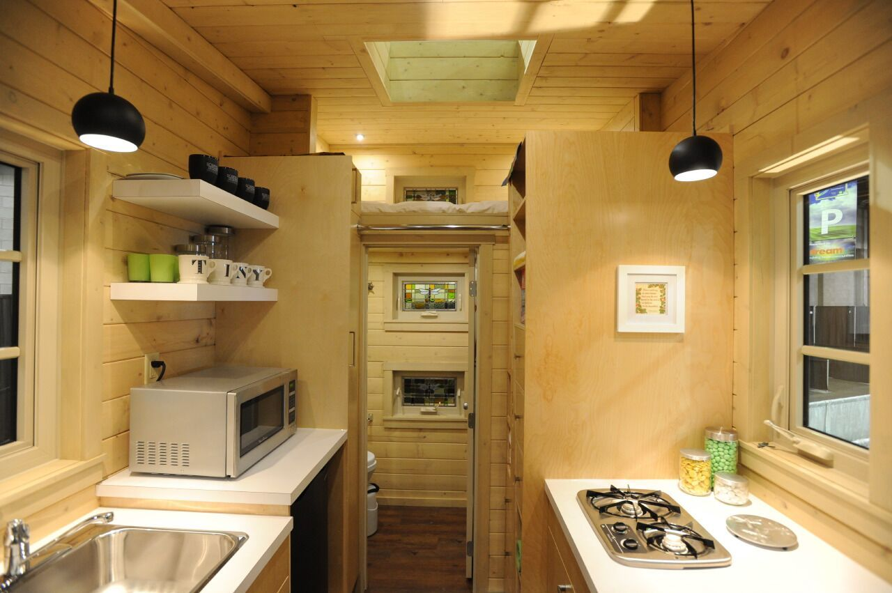 The Dragonfly tiny house, designed and built by Regina-based ... on tiny house 3d model, tiny house sketch up, tiny house fad, tiny house blueprints,