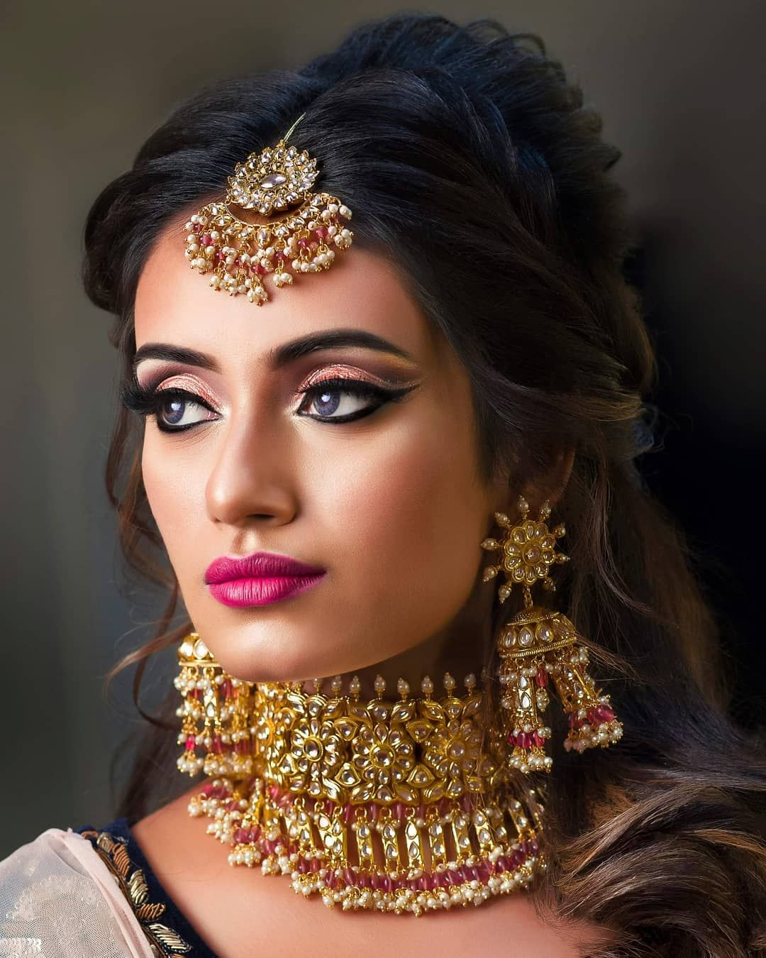"""Richa Dave on Instagram """"Another Glimpse of Bride Model"""