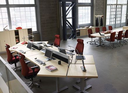 flexible office. Shared Office Space - Brooklyn   Random Pinterest Spaces, Spaces And Green Desk Flexible