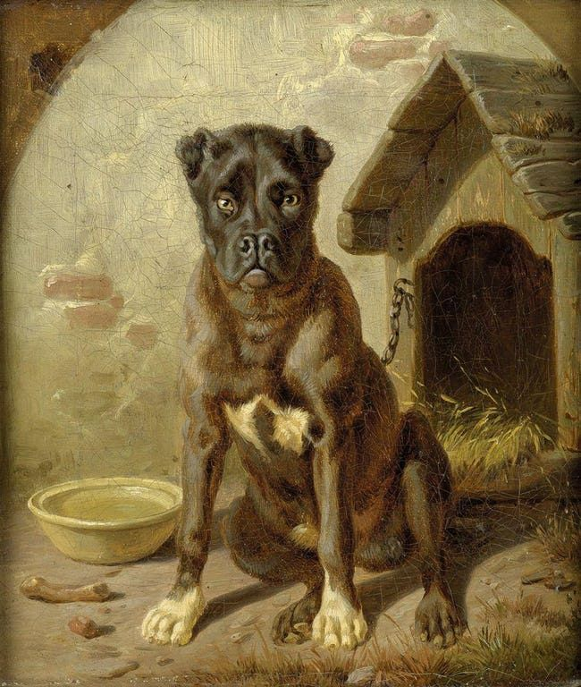 Preston, Ghost Dog Protector o    is listed (or ranked) 1 on