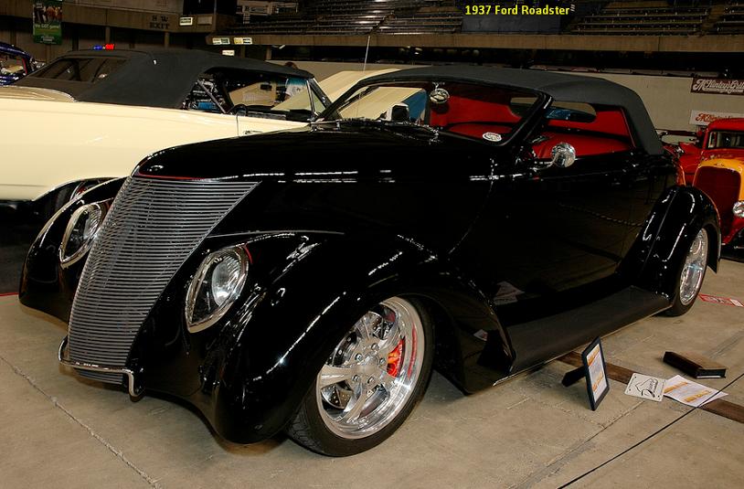 1037 Ford Roadster - James Reynolds - Google+