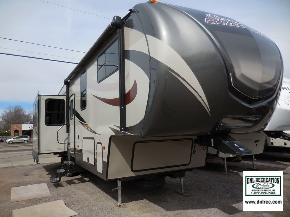 2015 Sprinter 298FWRLS available at DNL Recreation in