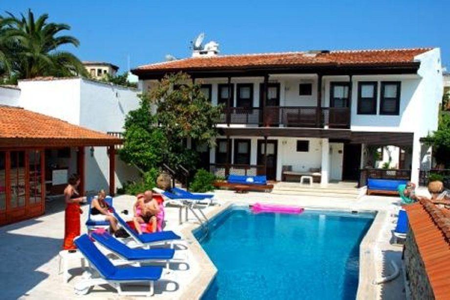 Villa Konak Hotel Kusadasi Ephesus Turkey Hotelskusadasiephesusvillas