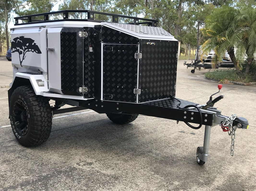Home Metalian South Africa in 2020 Camper trailer for
