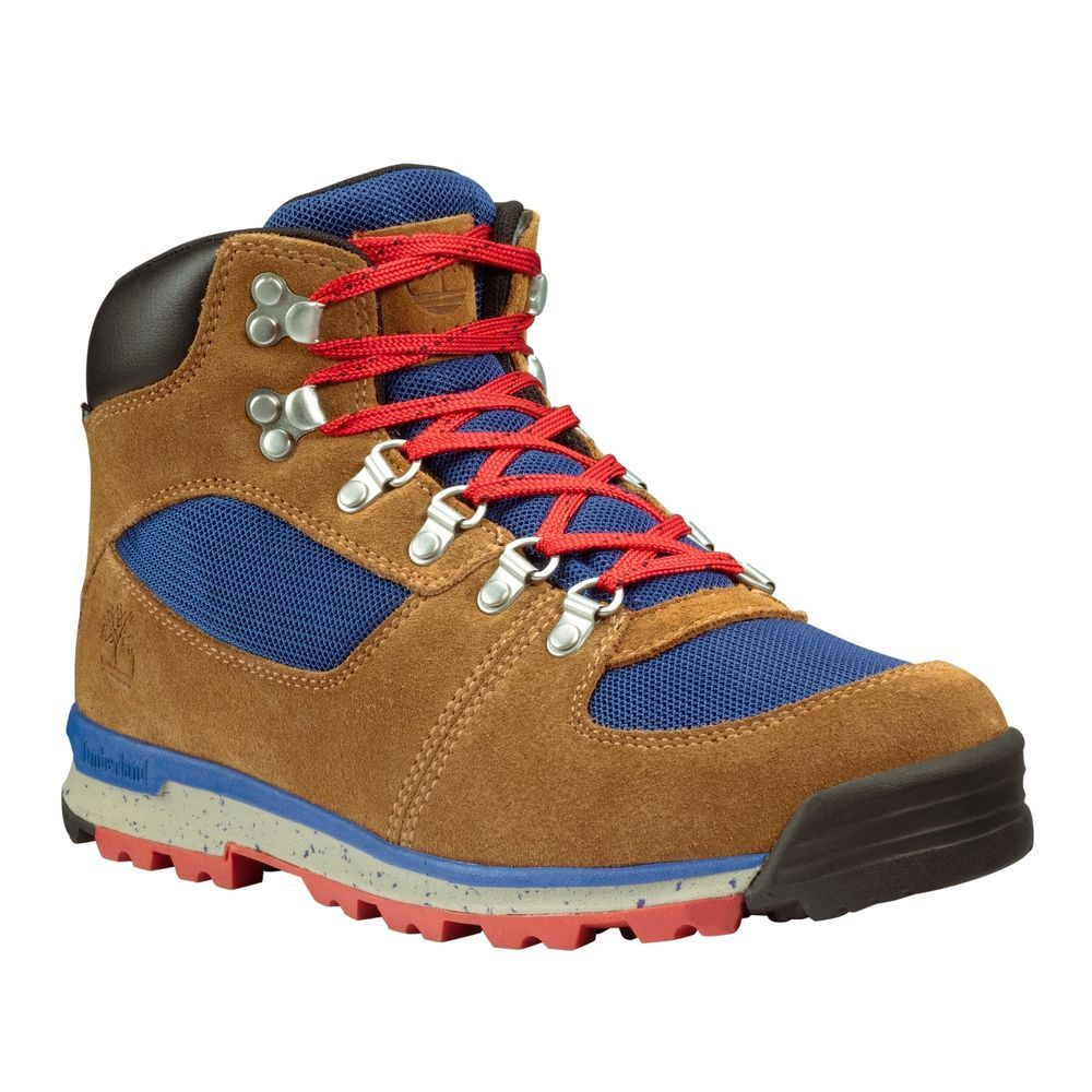 Timberland 2215r Gt Scramble Men S Brown Hiking Outdoor All Terrain Mid Boots Leather Hiking Boots Fishing Boots Mid Boots