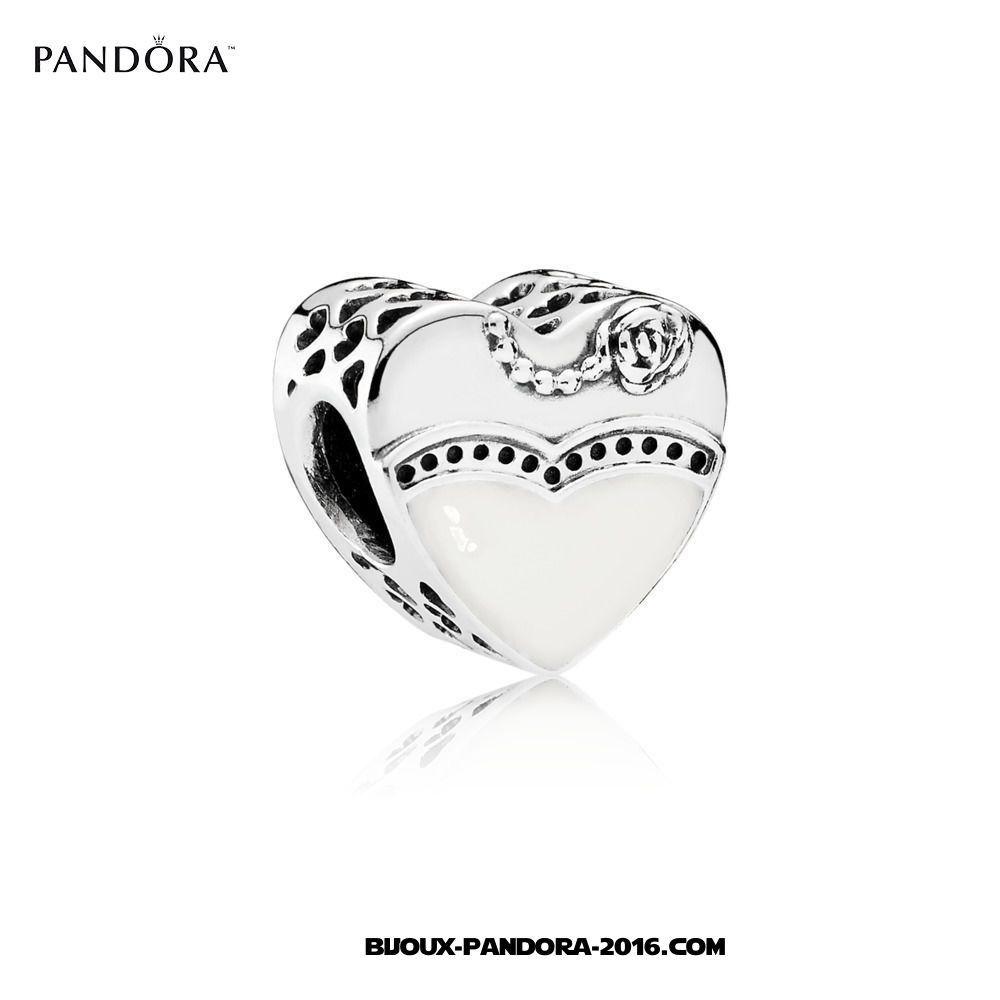 Pandora Charm Le Plus Beau Jour De Notre Vie Charm Pandora Moins Cher Pandora Wedding Charms Pandora Jewelry Pandora Charms Clearance