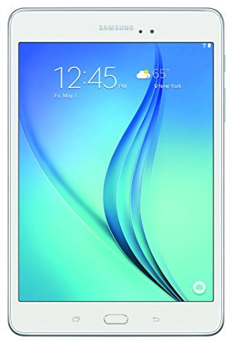 Samsung Galaxy Tab A 8 Inch Tablet 16 Gb White Samsung Http Www Amazon Com Dp B00v49lp3c Ref Cm Sw R Pi Dp Xzhixb0 Samsung Galaxy Tablet Galaxis Tablet Pc
