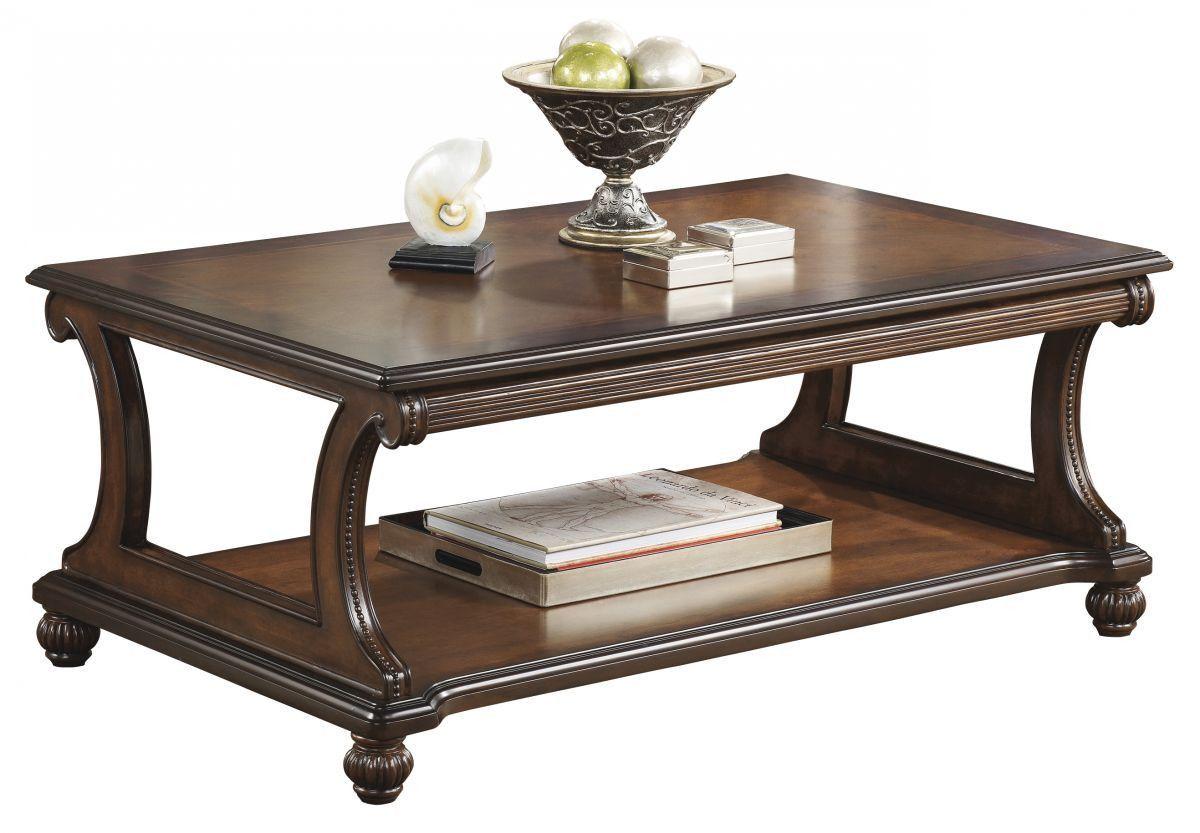 Shelton Coffee Table Coffee Table Coffee Table Wood Furniture [ 833 x 1200 Pixel ]