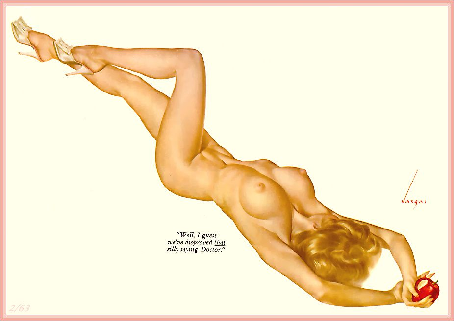 Alberto Vargas. Famous Pin-Up Artist #PinUps #Vintage #Girls #Posters #Affiches  #Peru #Covers #USA #30s #40s #50s