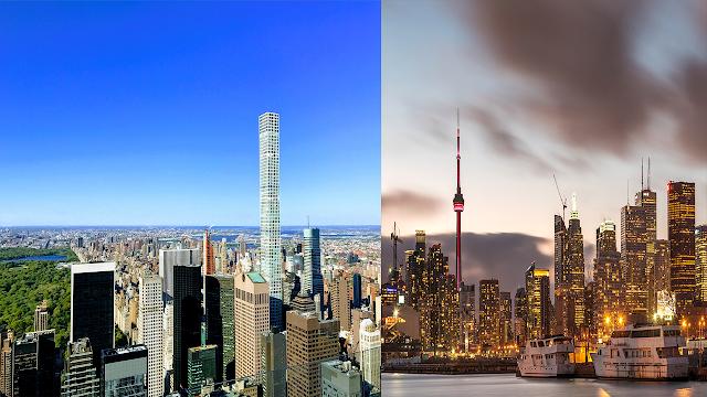 اكبر المدن توسع عموديا بالسنوات المقبلة 2025 Places To Visit San Francisco Skyline Skyline