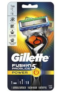 Best Price Gillette Fusion5 Proglide Power Razor 3 86 Shipped Retail 10 38 More Gillette Fusion Gillette Razor