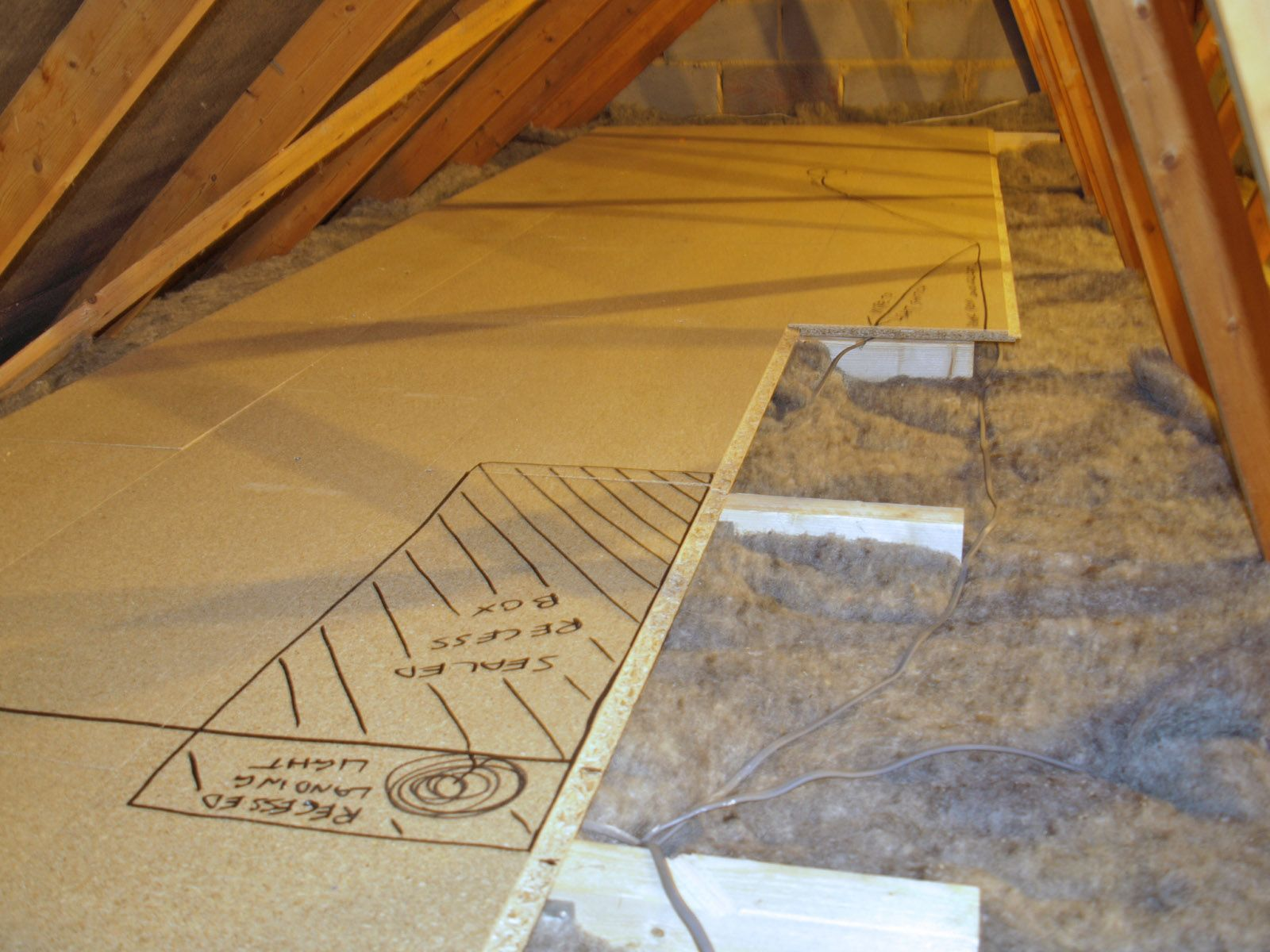 Attic Flooring Ideas Google Search Loft Insulation
