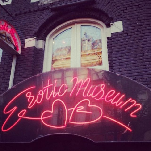 Erotic destinations in amsterdam