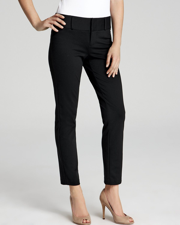 Hilary Radley  Women/'s Cropped Stretch Pants NWT