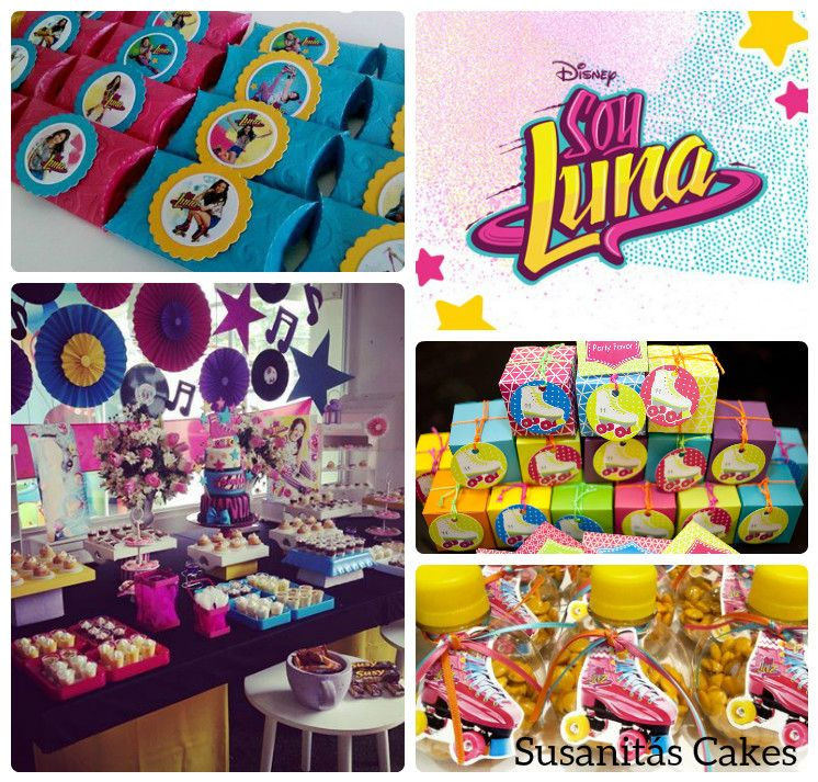 Ideas para decorar una fiesta con teme soy luna ideas - Ideas para decorar fiestas ...