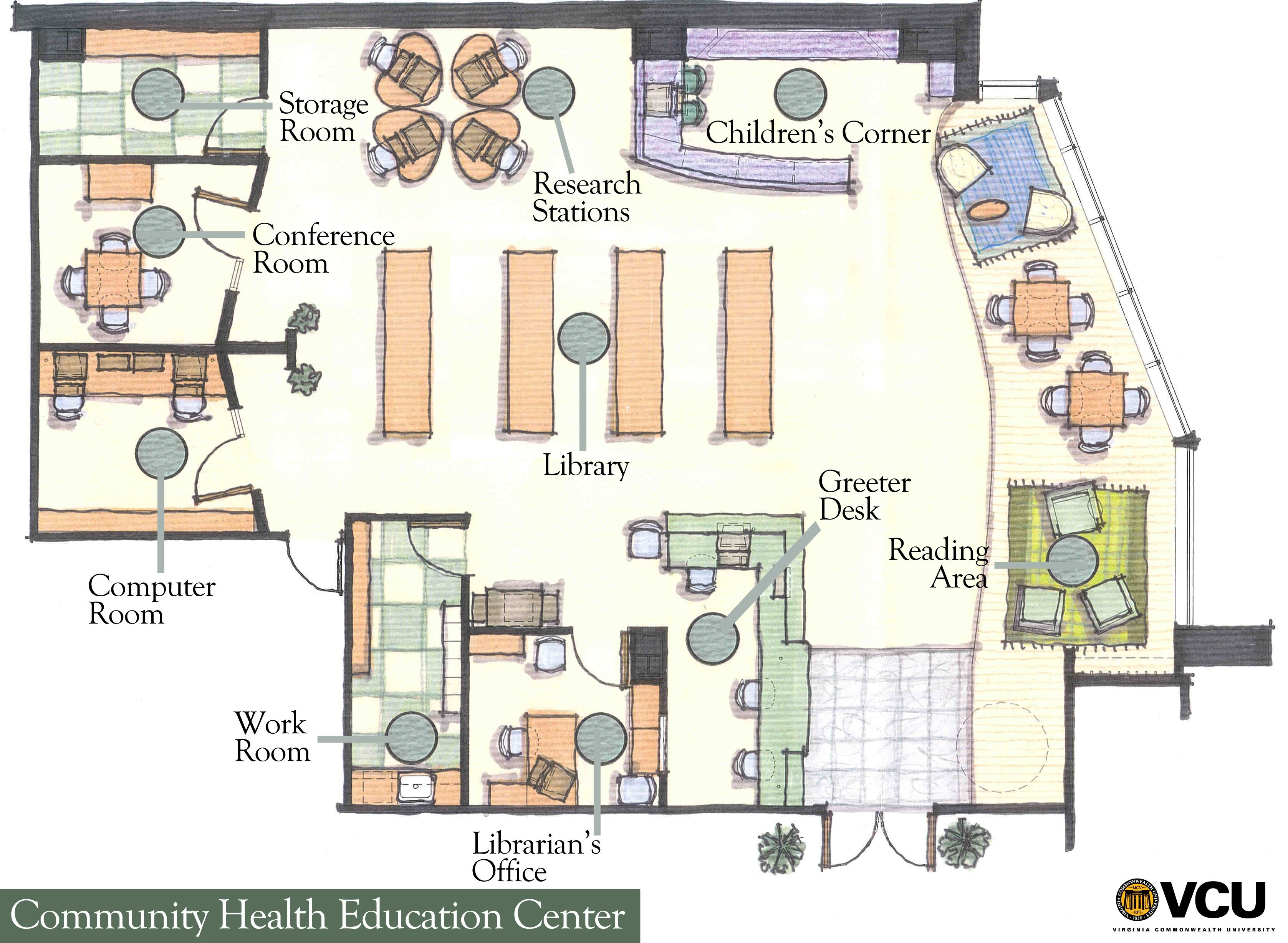 Uc Davis Medical Center Floor Plan