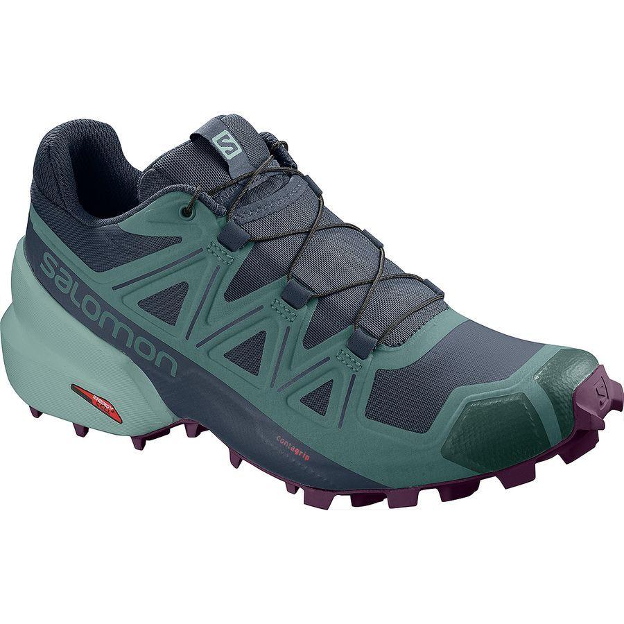 Salomon Speedcross 5 Trail Running Shoe Women S Trail Running Shoes Women Trail Running Shoes Mens Trail Running Shoes