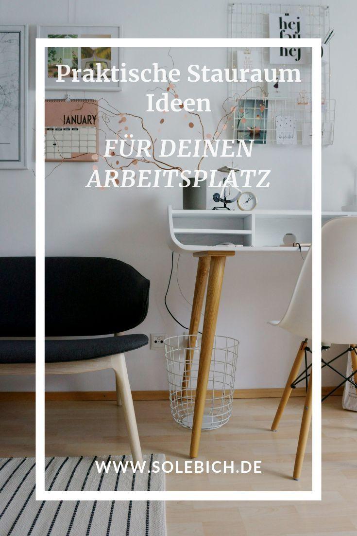 Die Besten Ideen Fur Deinen Arbeitsplatz Foto Livingelements Solebich Arbeitzimmer Arb Arbeitszimmer Einrichten Wohnung Einrichten Kleine Raume Einrichten