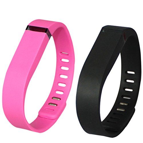 Bandcase Set Size Large L Multicolor Combinational Replacement Bands with Clasps for Fitbit Flex Only No Tracker... - List price: $19.99 Price: $12.99 Saving: $7.00 (35%)