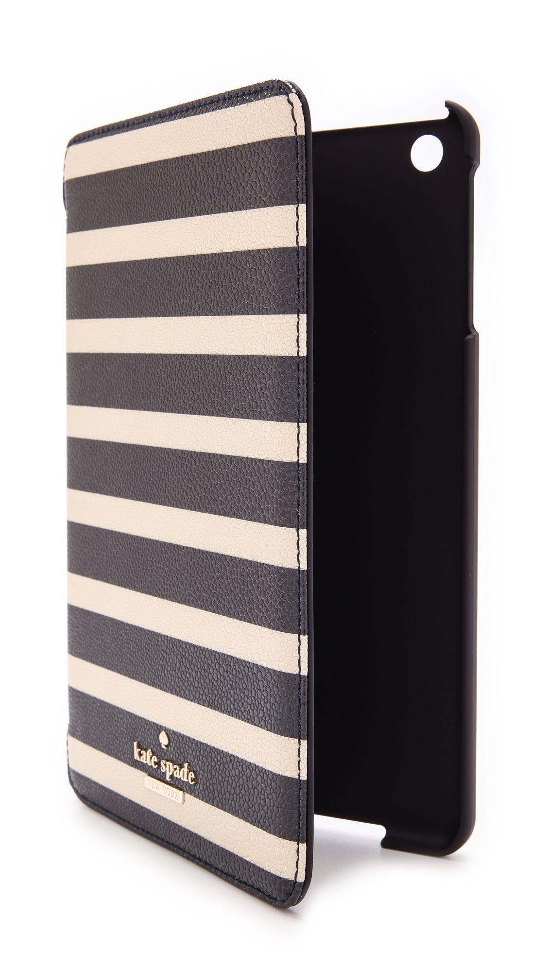new product 2caf6 50e06 Mariner iPad mini Folio Case | Stuff | Kate spade ipad case, Ipad ...