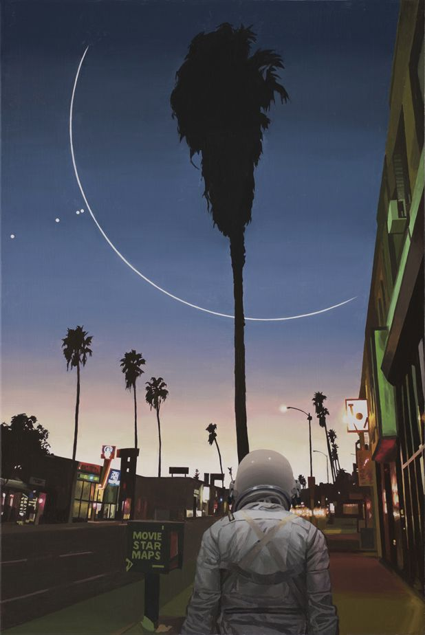 Paintings by Scott Listfield | http://inagblog.com/2016/08/scott-listfield/ | #art #paintings