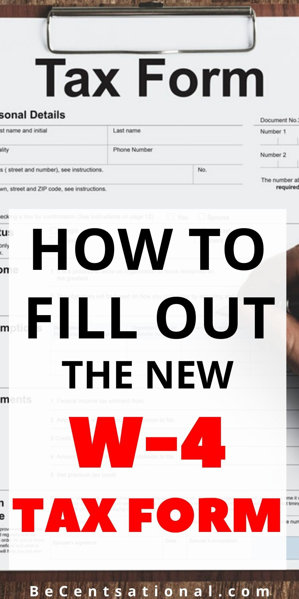 Pin On How To Fill Out Forms