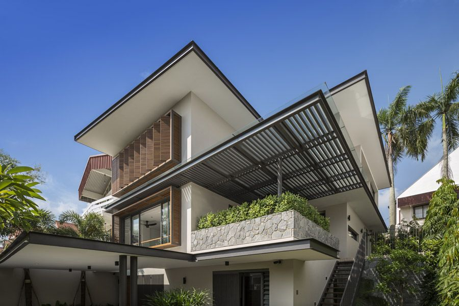 Modern Contemporary Siding For Homes Singapore