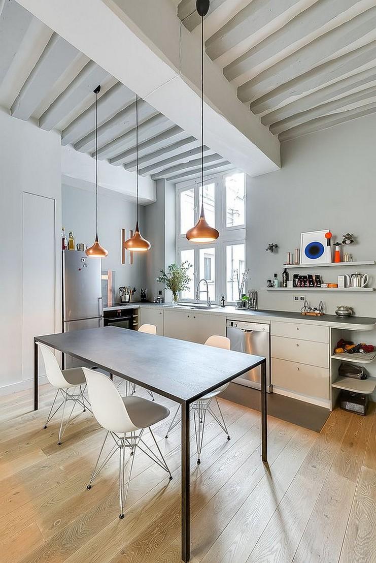 40+ Simple Modern Kitchen Design - Brunkalla.com