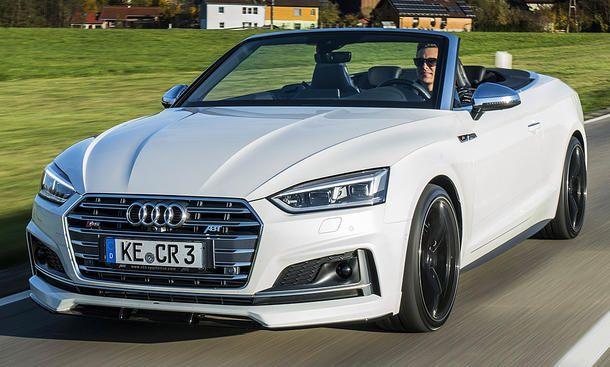 Audi S5 Coupe Cabrio Sportback Tuning Von Abt Autozeitung De Audi S5 Audi S5 Coupe Audi