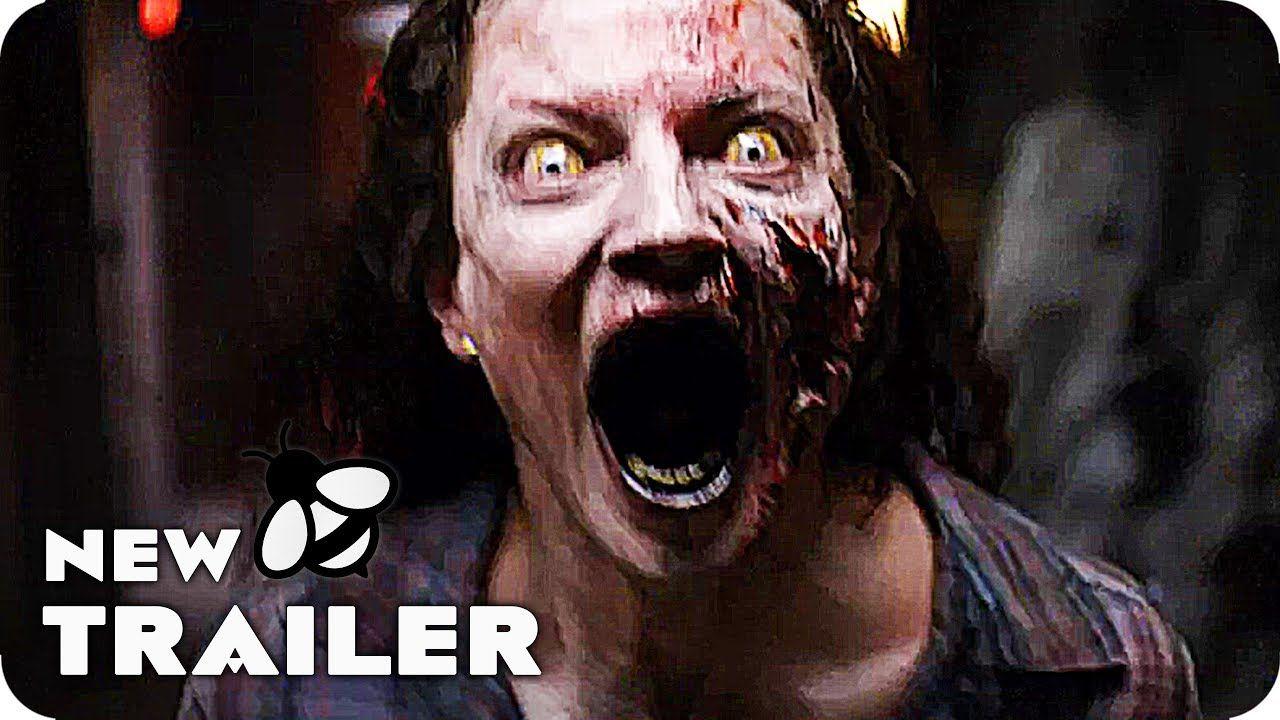 Horror Film Trailers 2018 Trailer Compilation