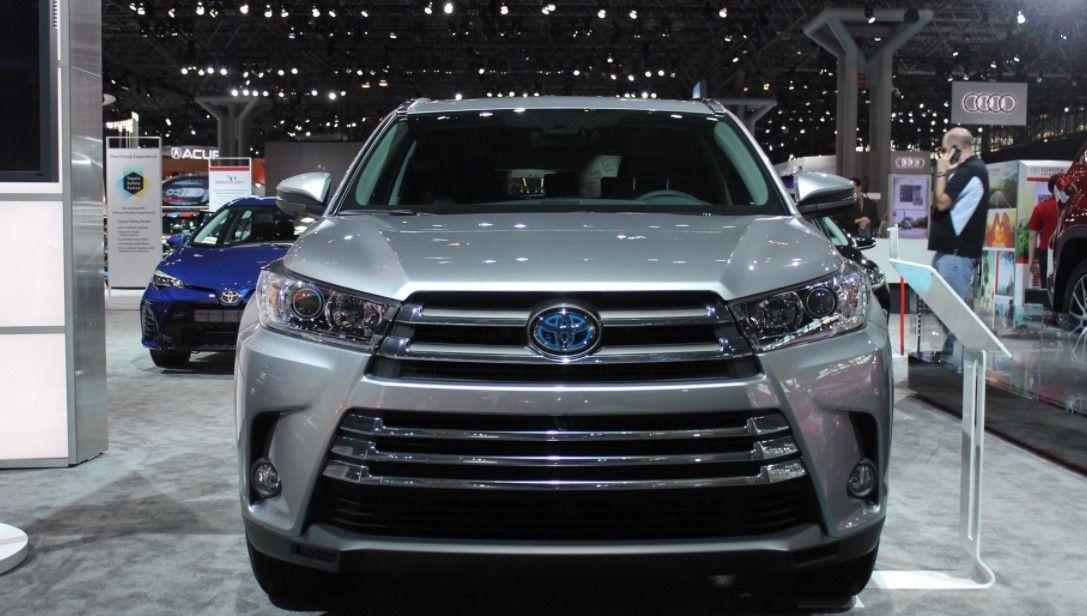 2020 Toyota Highlander Design Modifications, Price
