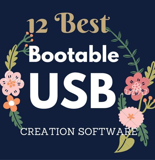 how to create bootable usb from iso win 7