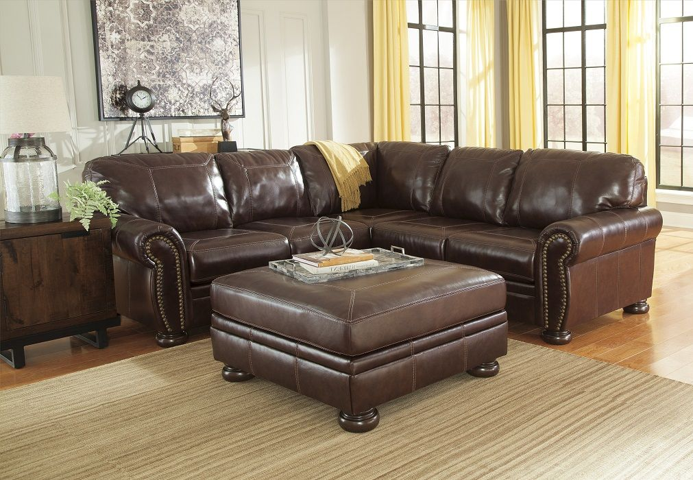 Leather Sectionals With Images Leather Couch Sectional