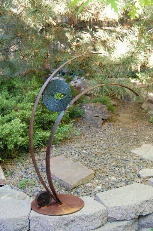 Pingl par pascal robert sur idee pour plus tard sculpture jardin sculpture et art - Sculpture moderne pour jardin ...