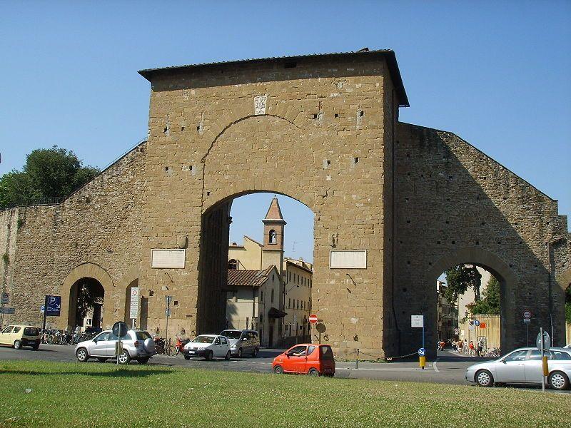 Porta Romana - 1326